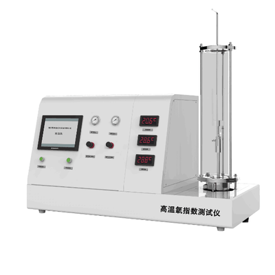 ISO 4589-2 Limited/ Limiting Oxygen Index Tester, ISO 4589-3 Elevatd-Temperature Oxygen Index Tester