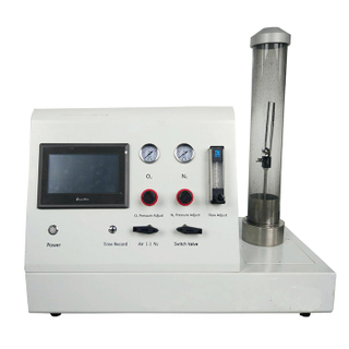 ASTM D 2863, ISO 4589-2 Automatic Limited Oxygen Index (LOI) Tester
