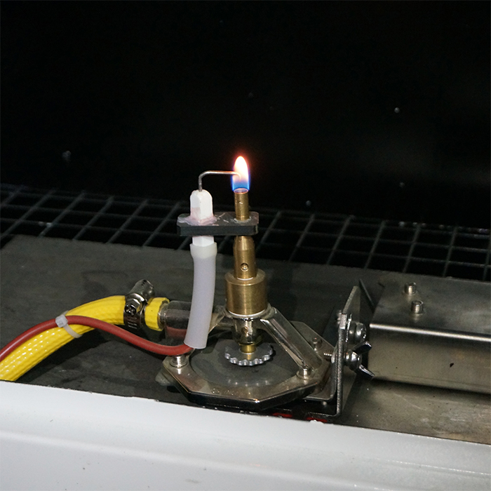EN ISO 11925-2, DIN 53438, DIN4102-1 Single Flame Source Test / Ignitability Test Apparatus